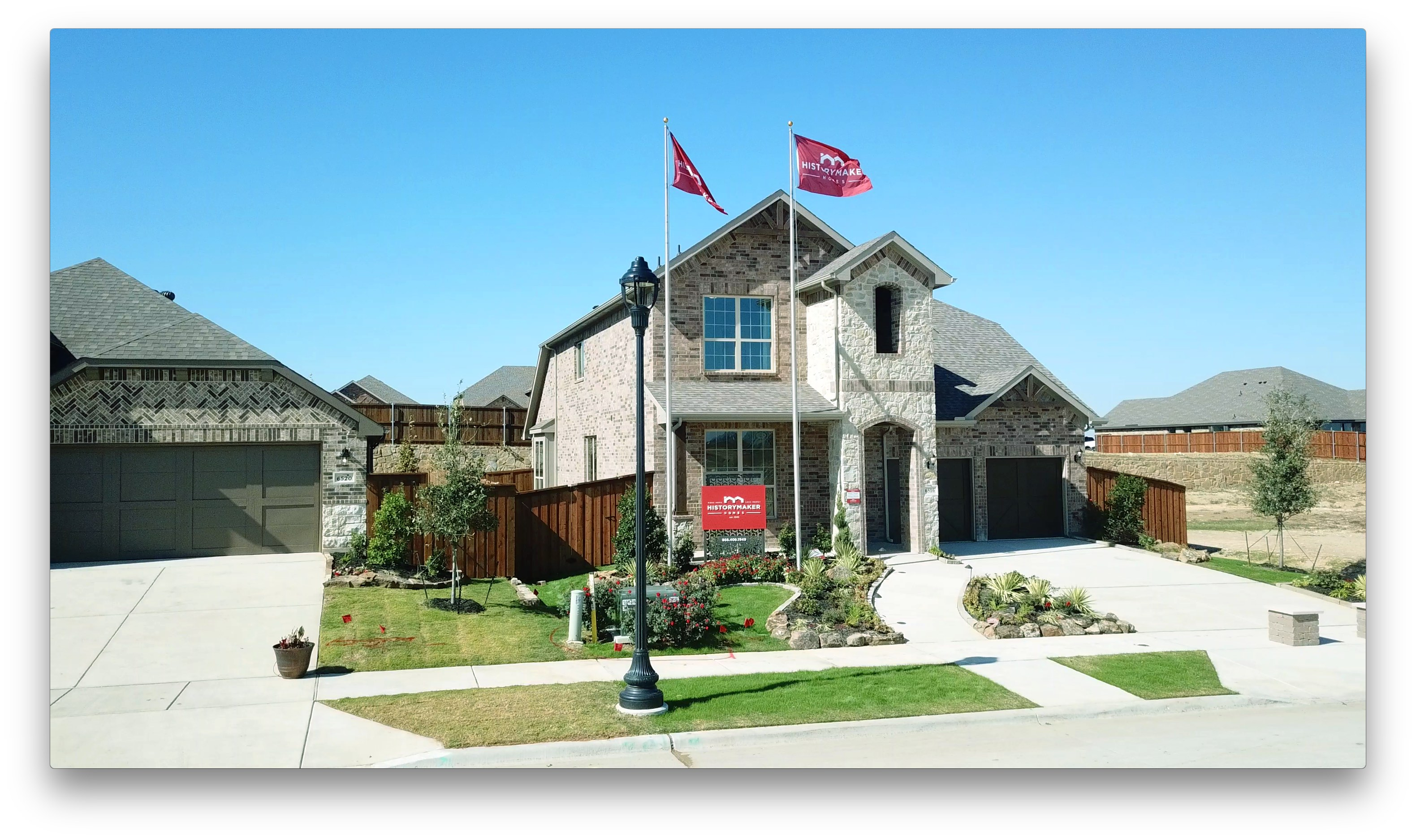 Walton Completes Phase One Of Fort Worth MPC Neighborhood