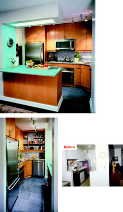 Designing Kitchens In Small Spaces Remodeling Kitchen