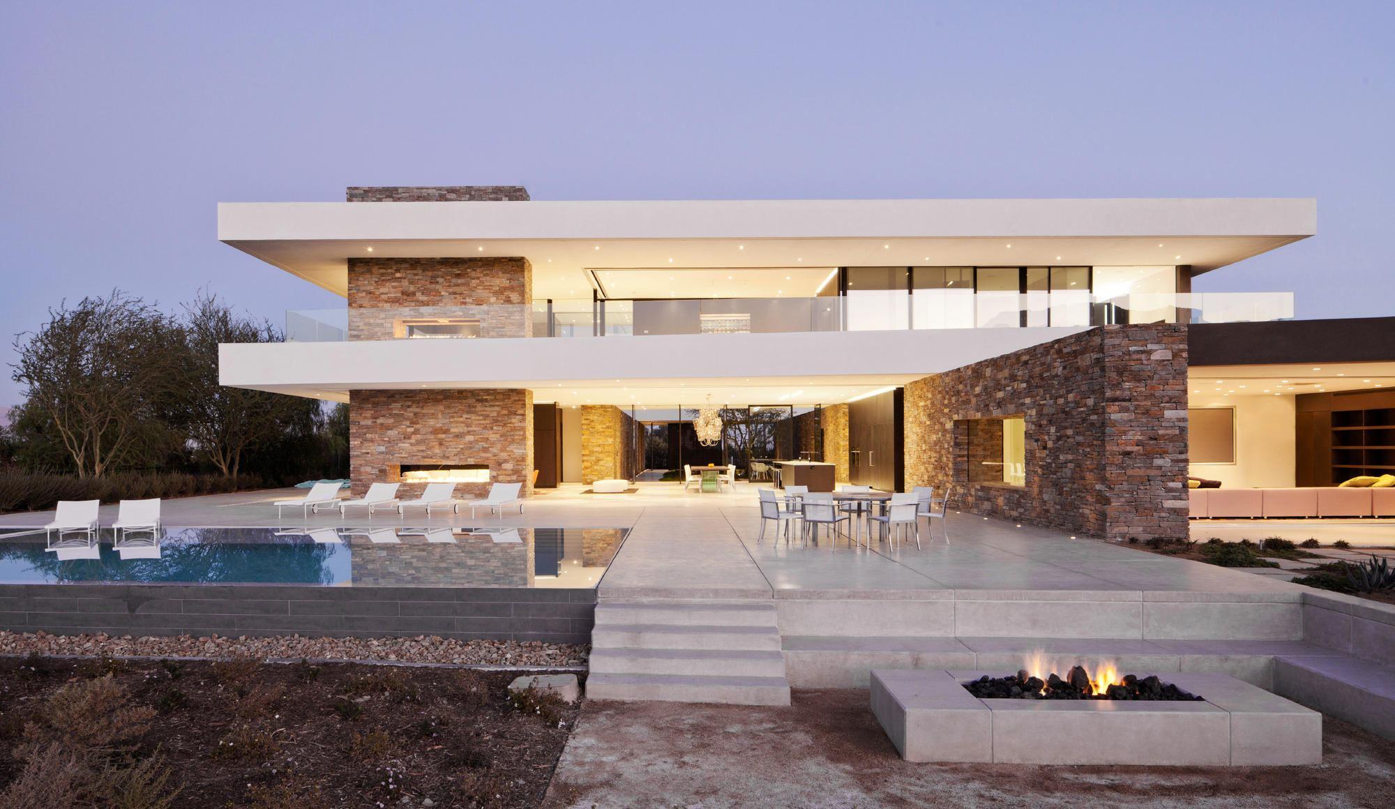 Desert Panorama House La Quinta Calif Builder Magazine