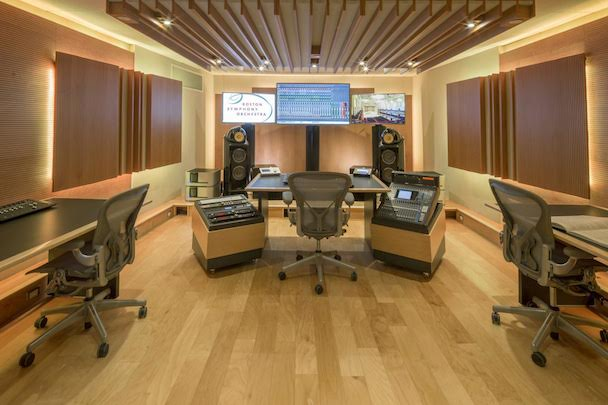 Boston Symphony Orchestra Unveils Wsdg Redesigned Control