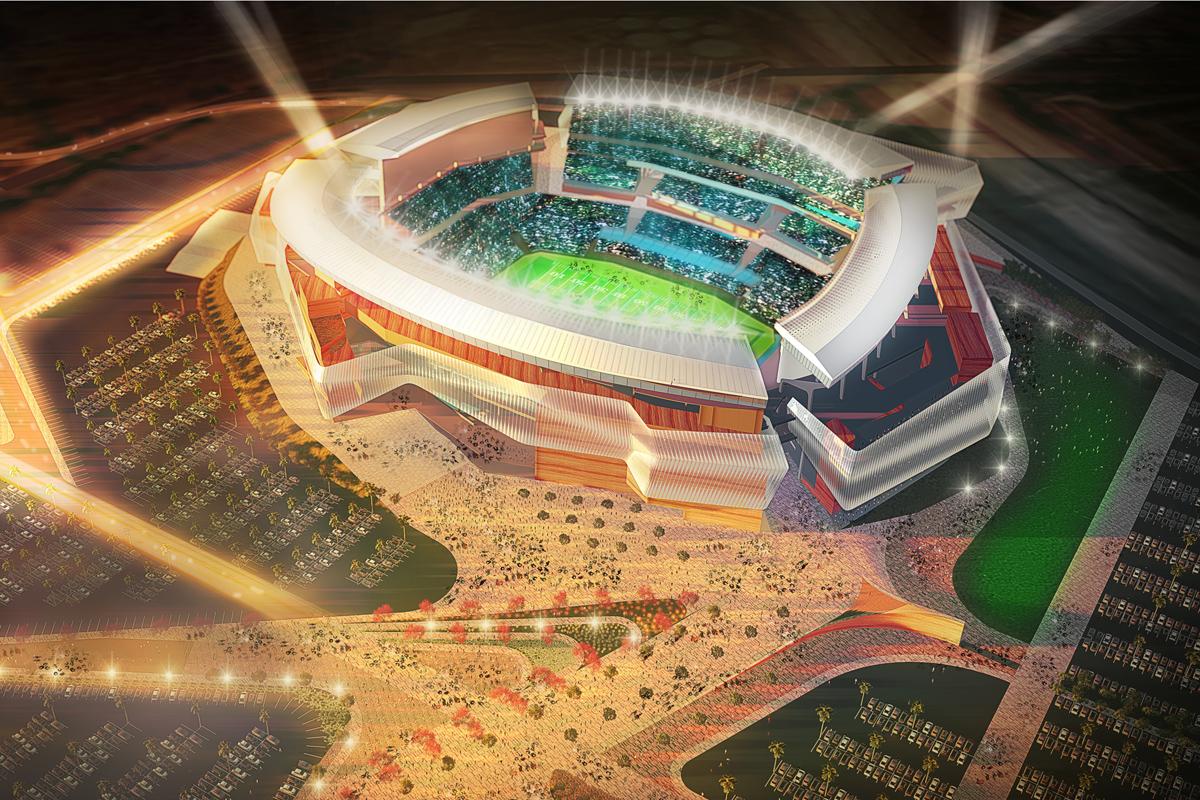 San Diego Stadium Architect Magazine Populous San