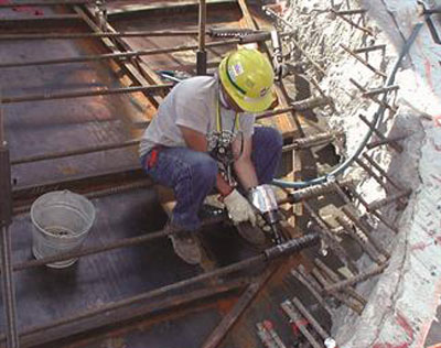 Coupler System Concrete Construction Magazine Rebar