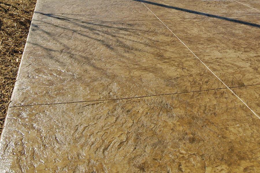 Butterfield Color Bluestone Texture Mats Concrete