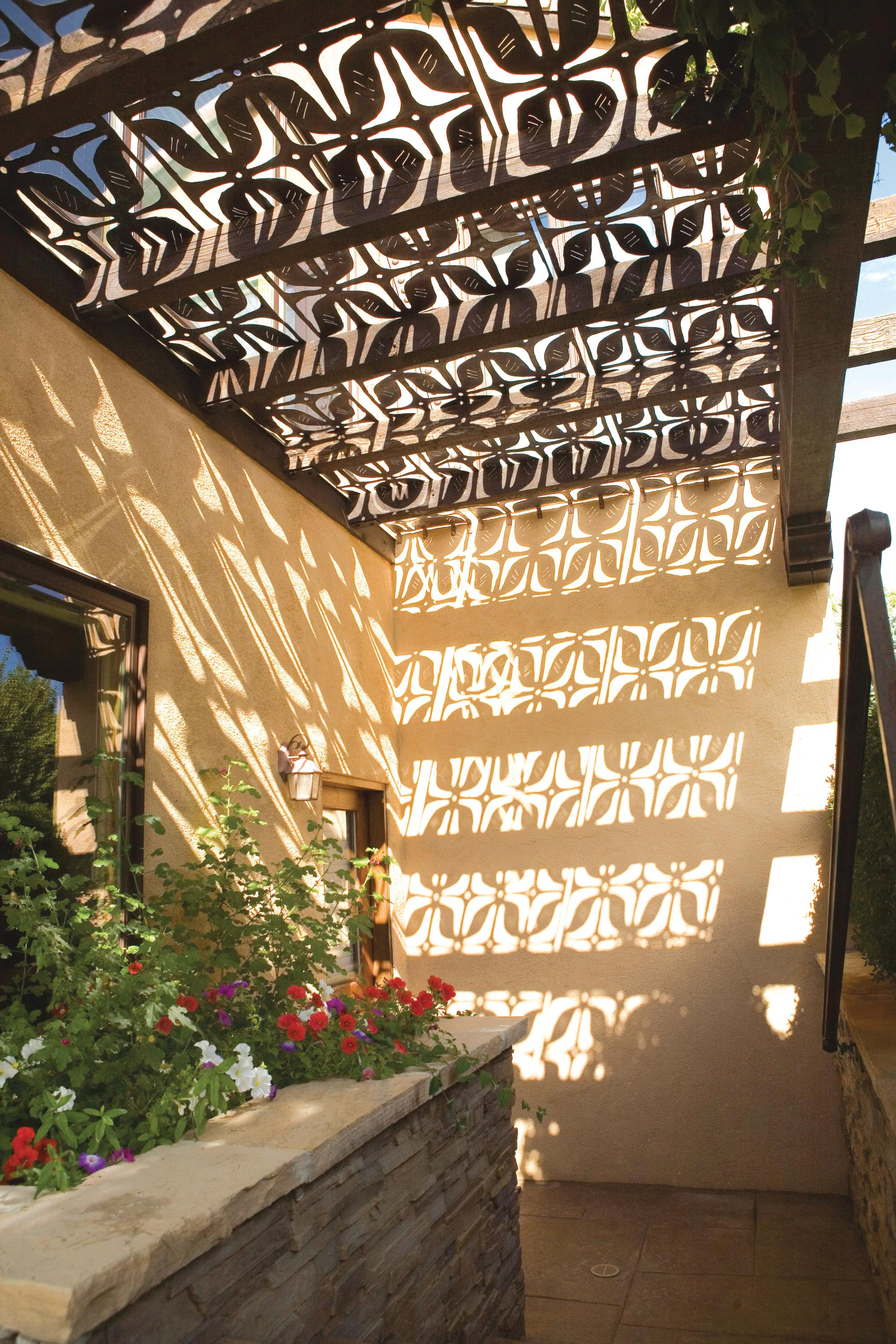 Parasoleil Architectural Panels Remodeling Outdoor