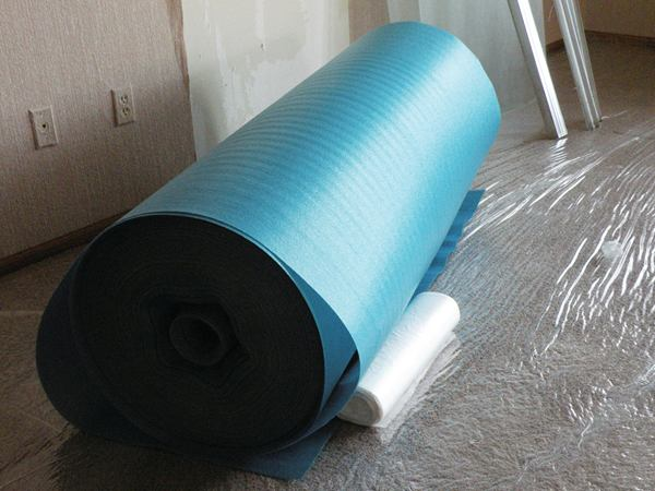Floor protection keeping floors damage free during a