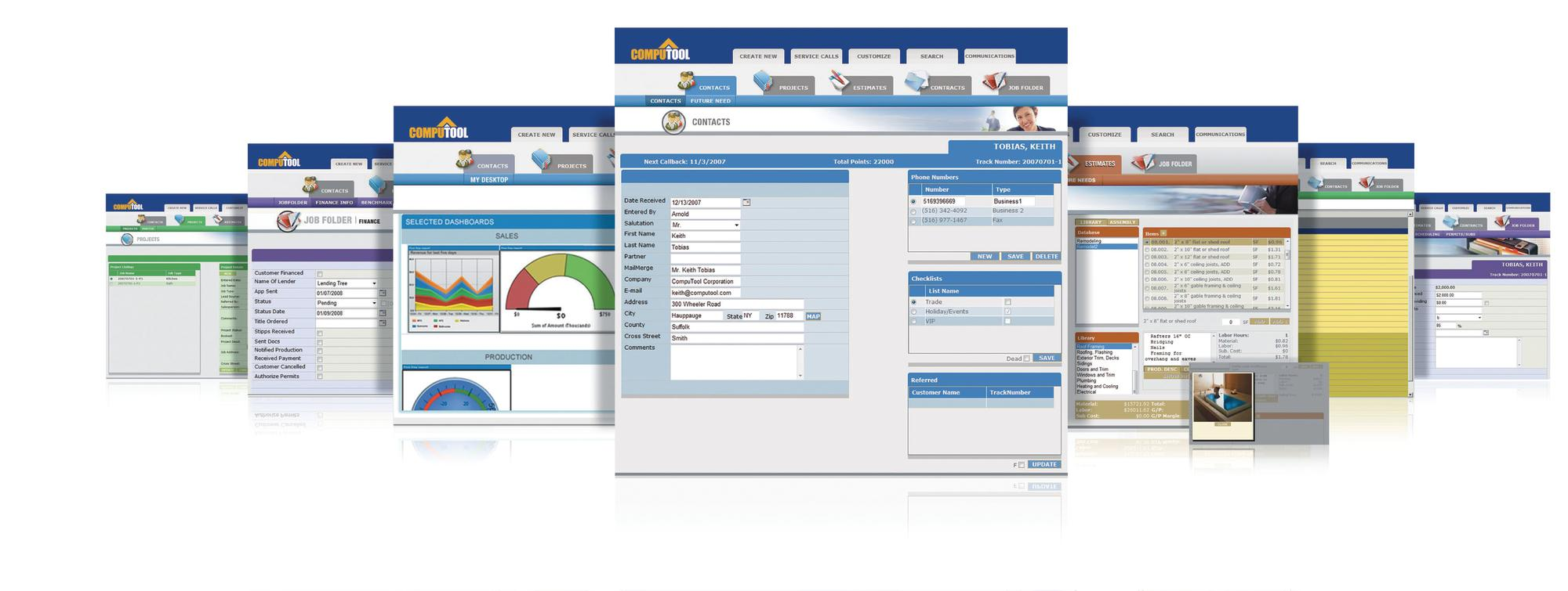 Computool Web Based Construction Management Software