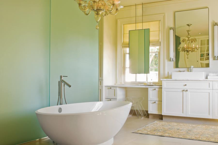 Remodeled Bath In Seattle Custom Home Magazine Bath Remodeling Daylighting Architecture