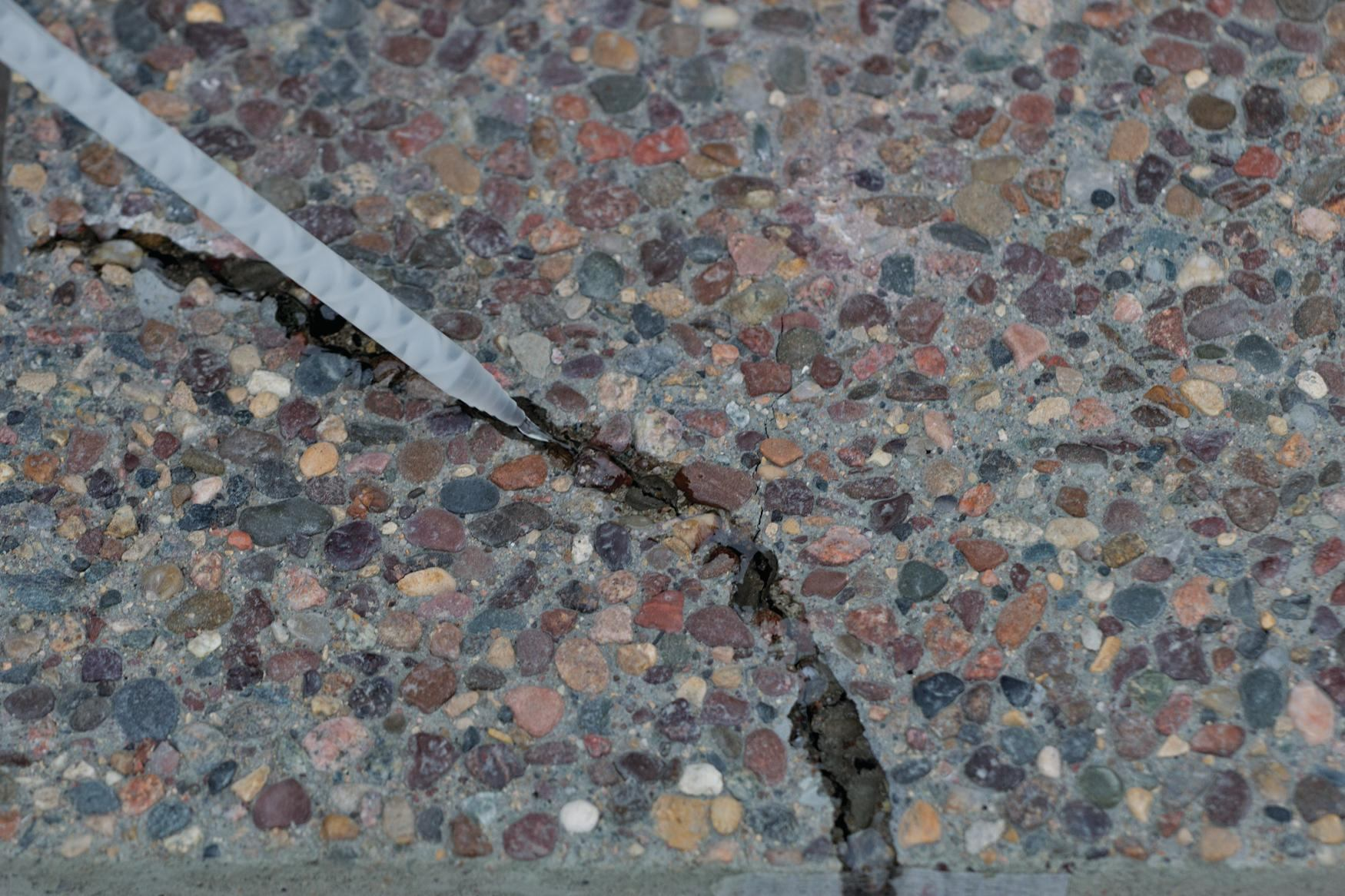 How Common Is Out Of Joint Cracking Concrete