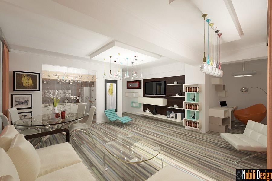 Interior design of a modern condo architect magazine for A d interior decoration contractor
