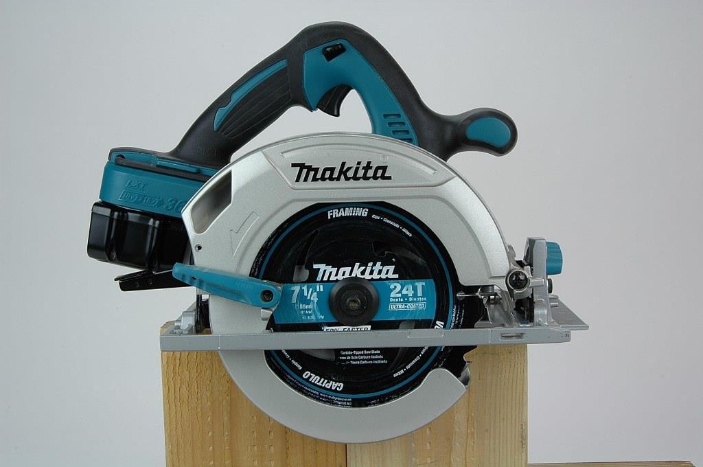 Makita 36 Volt X2 Series Circular Saw Tools Of The Trade