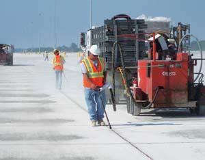 Sealing The Deal Public Works Magazine Concrete