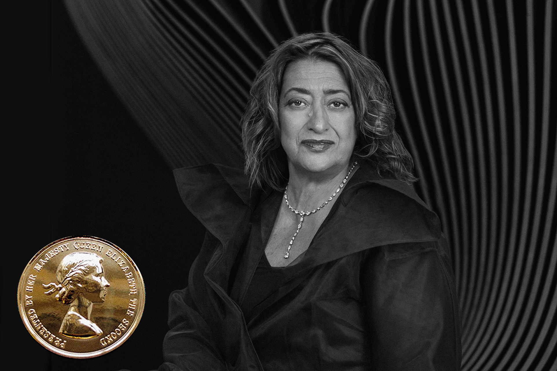 zaha hadid wins 2016 riba royal gold medal for architecture architect magazine award winners. Black Bedroom Furniture Sets. Home Design Ideas