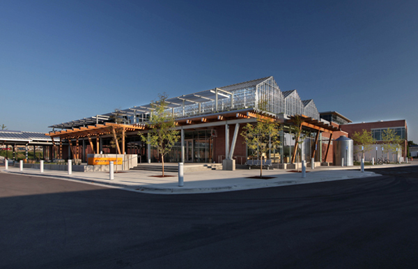 Grand Rapids Downtown Market Architect Magazine Hugh A