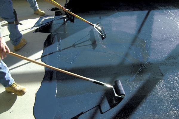 Tec Liquidam Moisture Barrier Seals Slabs One Coat