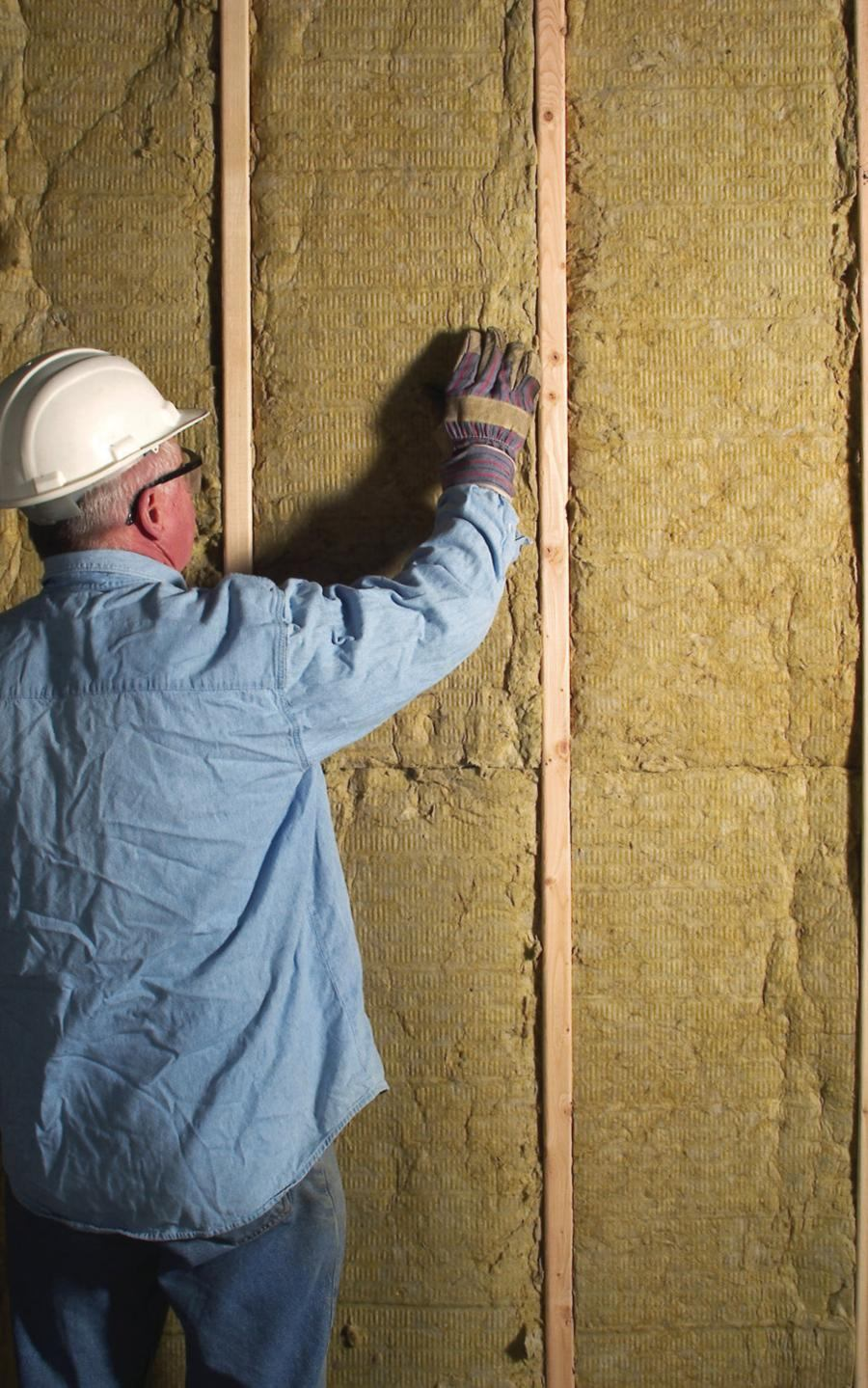 Mineral wool insulation by thermafiber ecobuilding pulse for Mineral wool insulation health and safety