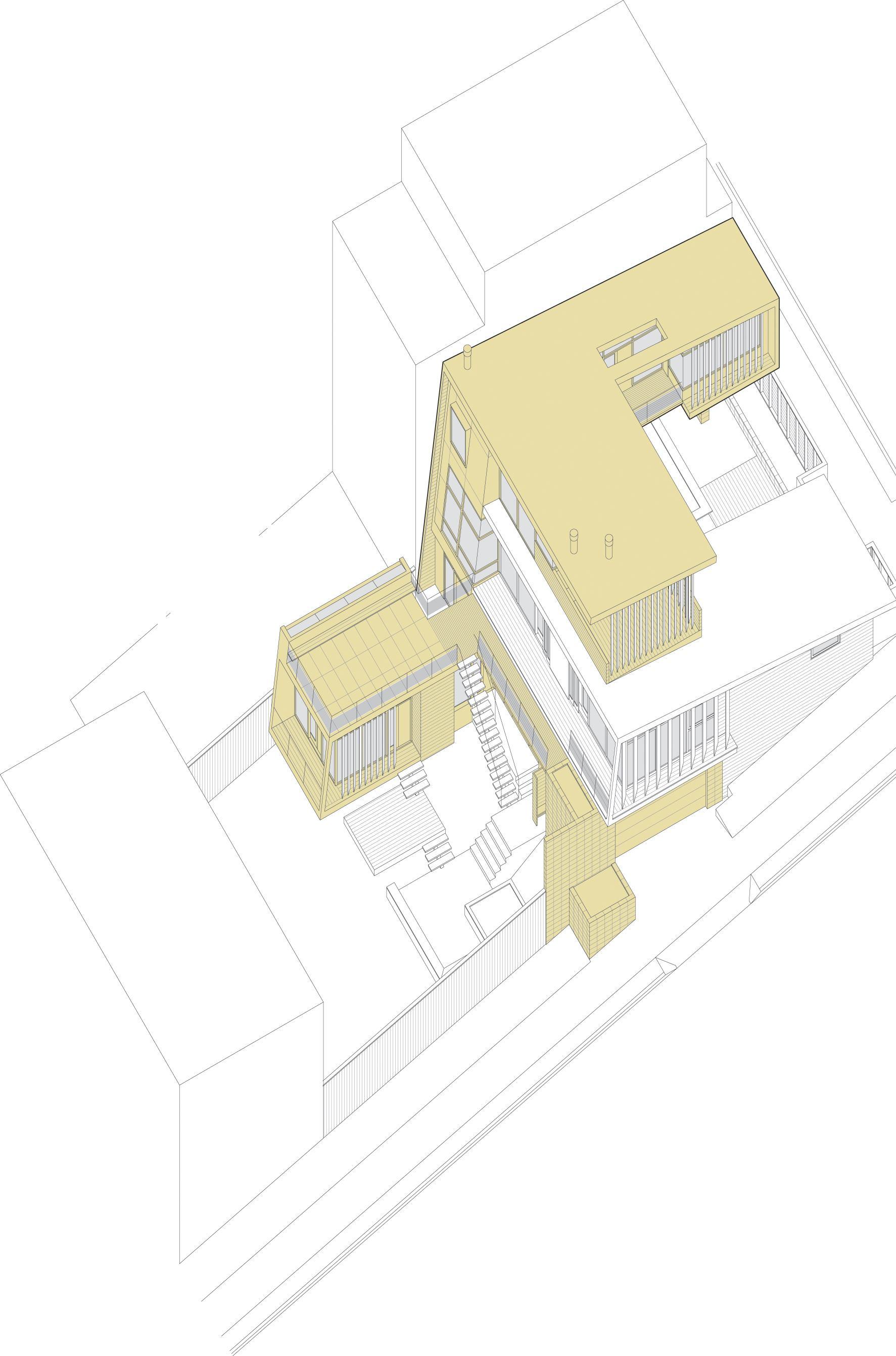 Schindler residence san francisco residential architect for Residential architect design awards