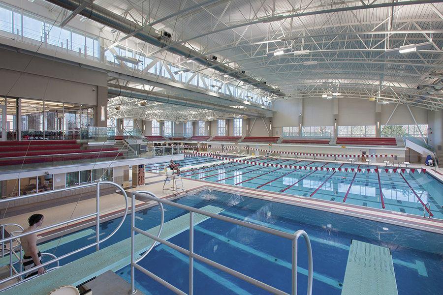 Go Big Red Aquatics International Magazine Design Swimming Ohio