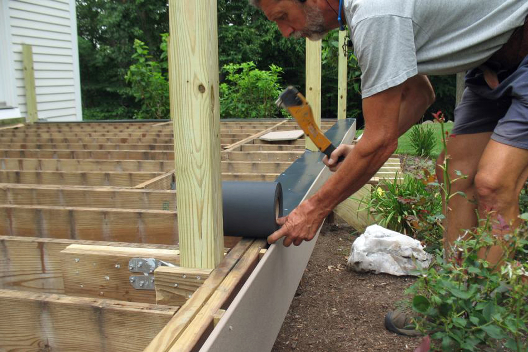 Durable Deck Details Professional Deck Builder