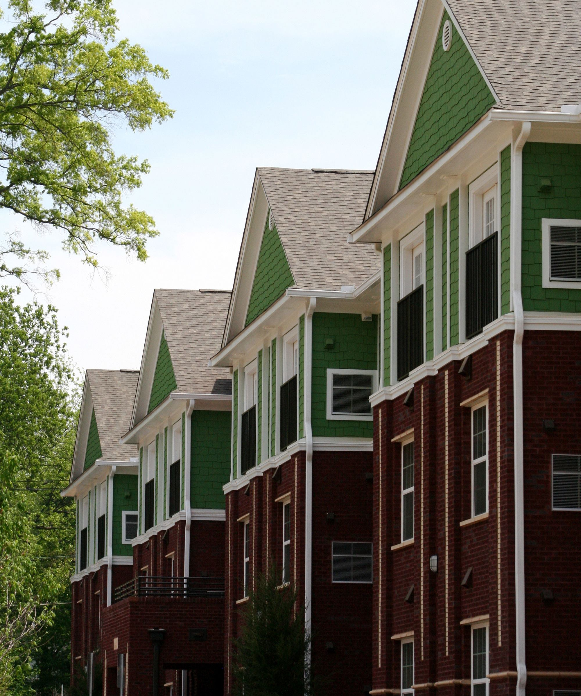 Low Income Apartment Finder: Case Study: North Carolina's First Green Multifamily