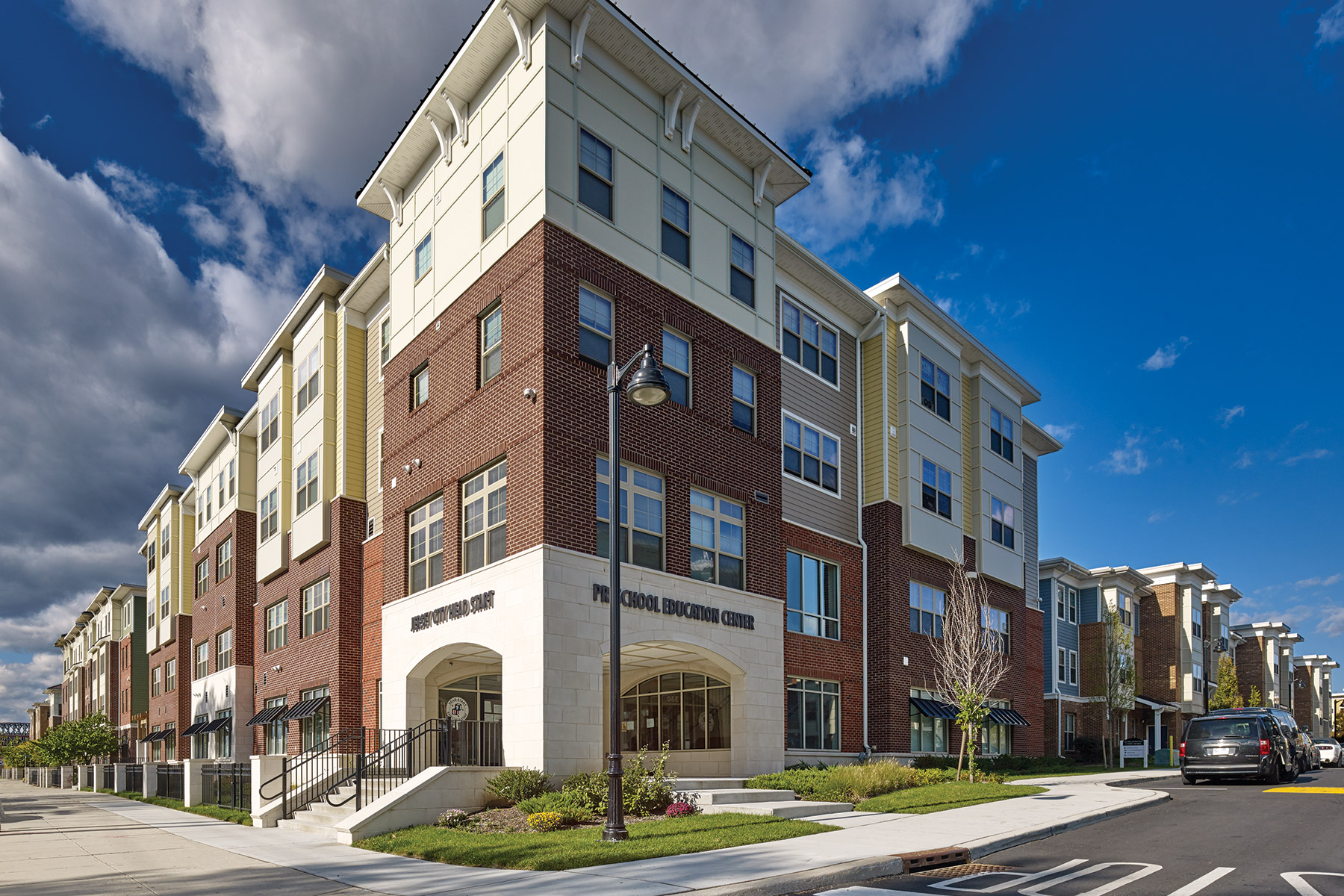 Public Housing Community Reborn in Jersey City| Housing ...