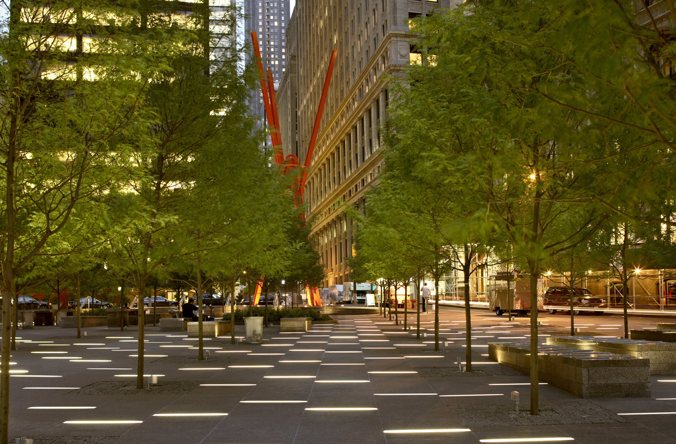 Zuccotti Park Architect Magazine Quennell Rothschild
