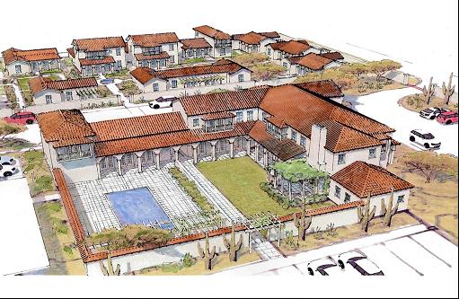 Phoenix Pocket Neighborhood Will Fill A Special Niche