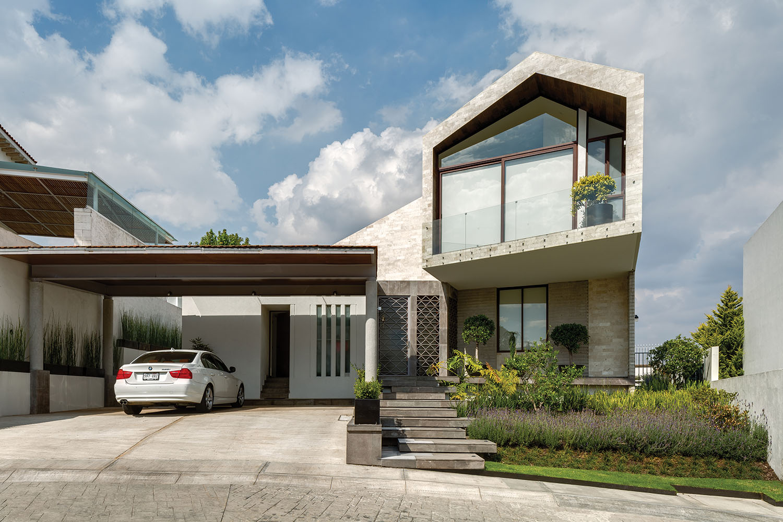 Lpz House Mexico City Custom Home Magazine