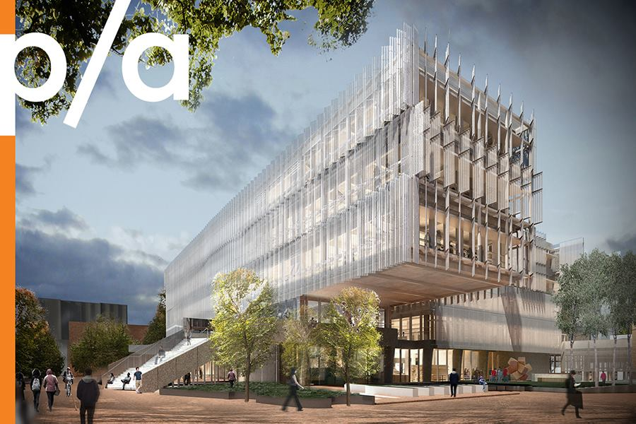 Faculty of architecture building planning university for Architecture firms melbourne