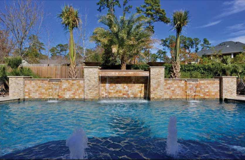 Premier pools spas of houston pool spa news award for Premier pools