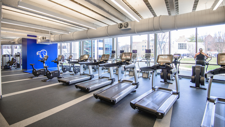 Seton Hall University Wellness Center Architect Magazine
