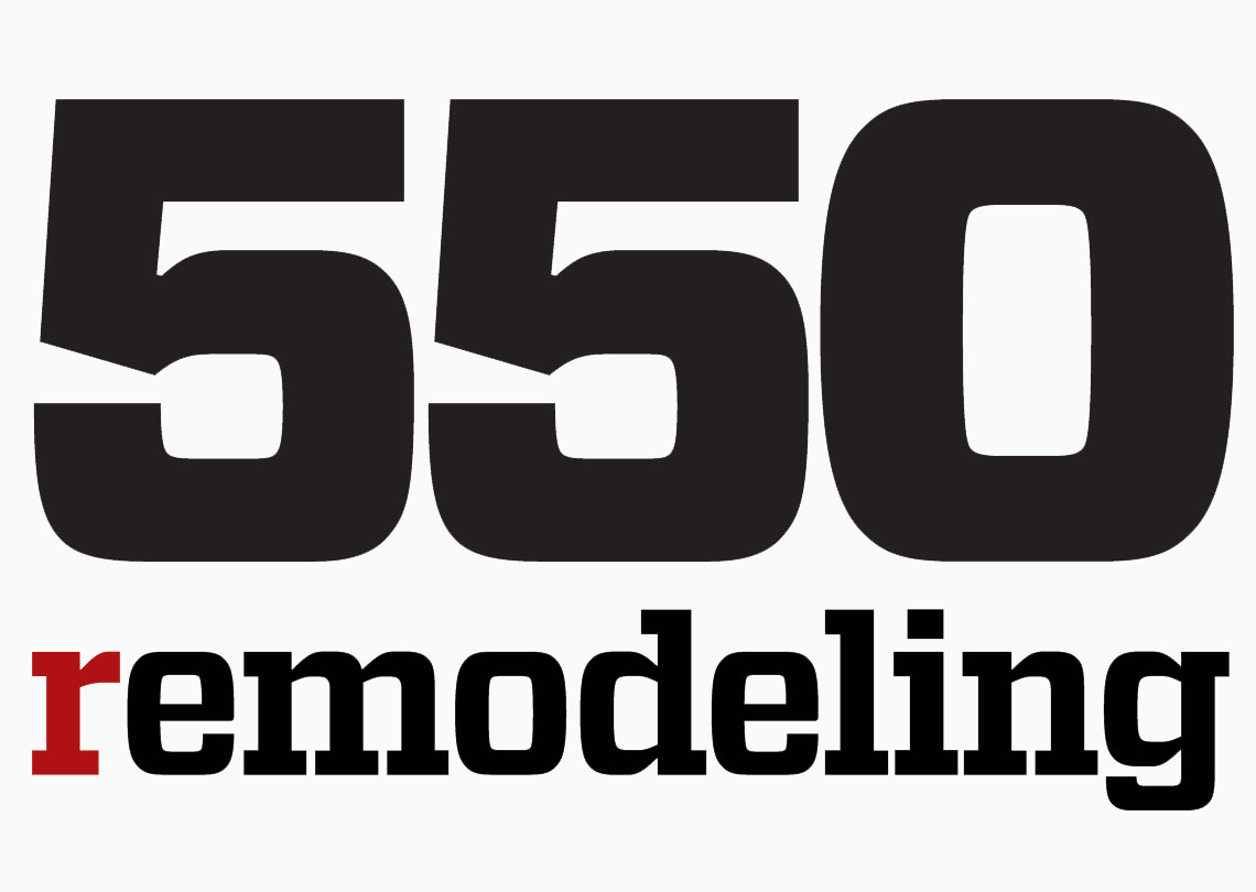 The 2016 Remodeling 550 List Remodeling Remodeling Trends