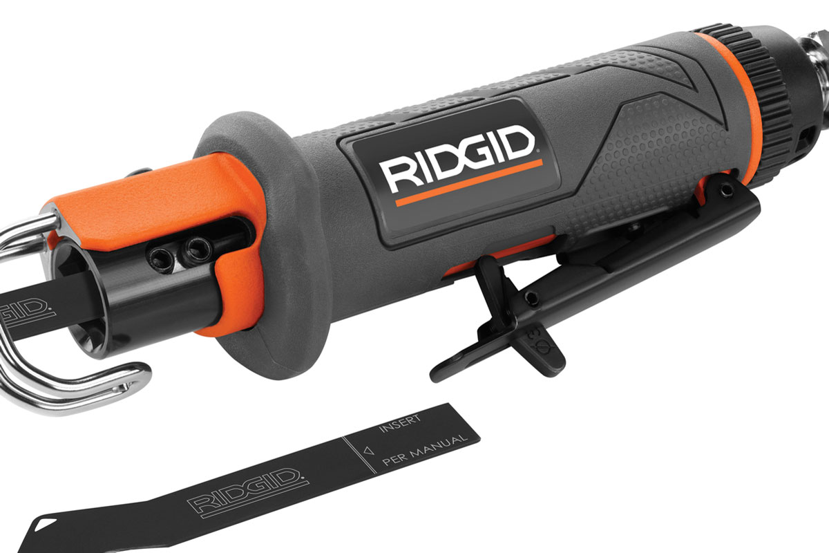 Ridgid Pneumatic Roofing Cutter Replacement Contractor