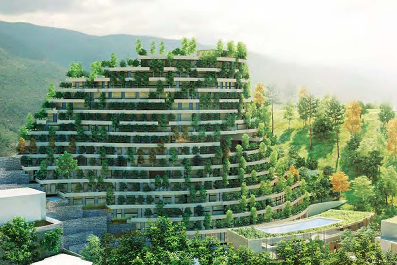 Design Home Interiors Ltd Guizhou Mountain Forest Hotel Architect Magazine