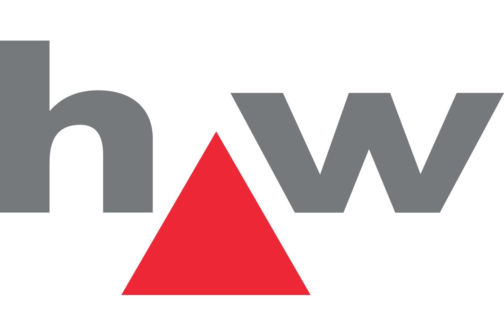 Handicap floor plans for Hanley wood logo
