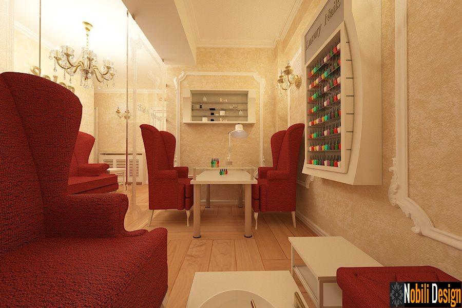 Interior design beauty salon architect magazine nobili for Interior designs for beauty parlour