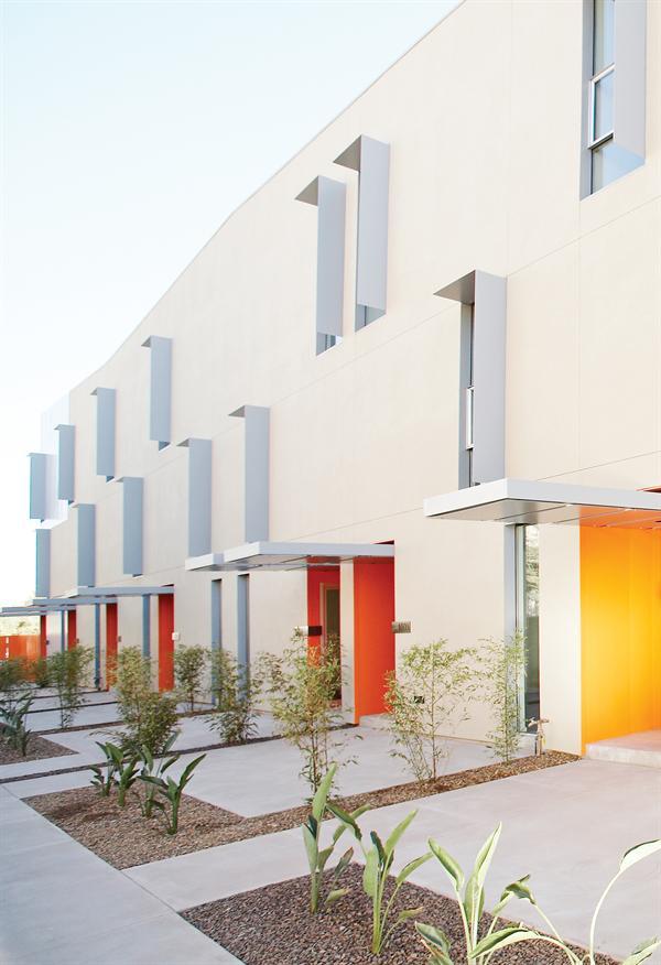 The duke residential architect scottsdale az united for Residential architect design awards