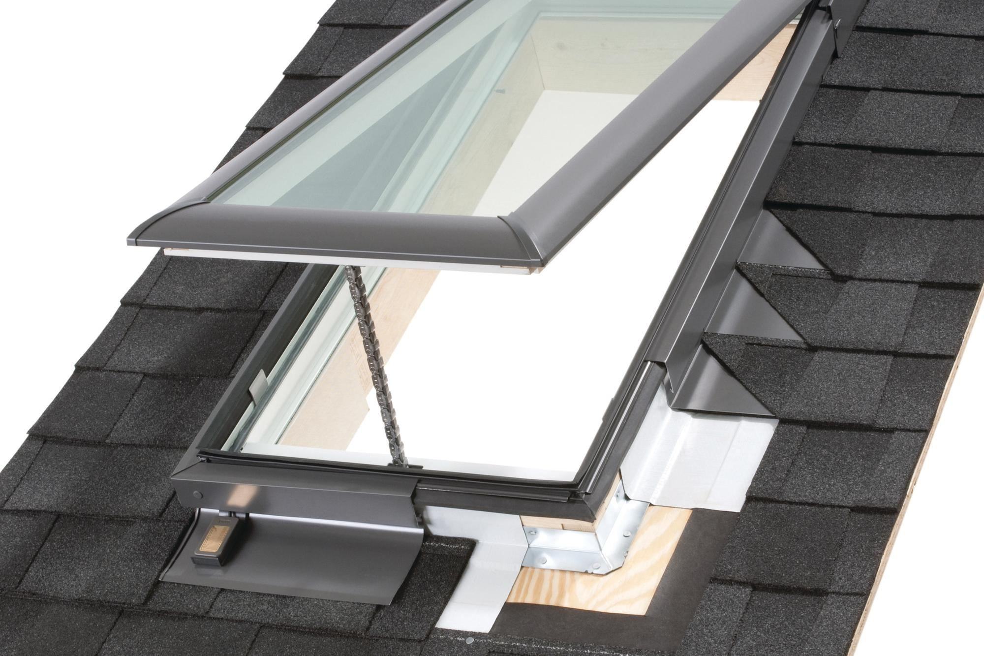 Velux America No Leak Skylight Builder Magazine
