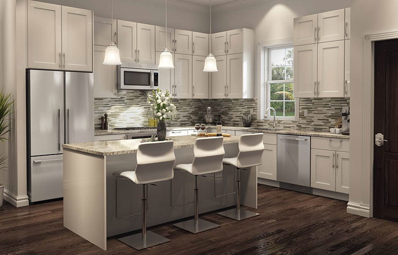 Surge Homes Unwraps Exclusive Kitchen Designs Builder