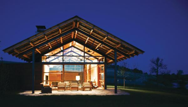 Lc ranch residential architect lake flato architects for Residential architect design awards