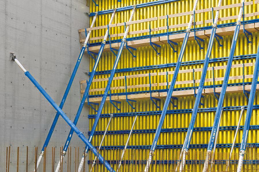 Doka's Top 50 Modular Gang Form System| Concrete Construction ...
