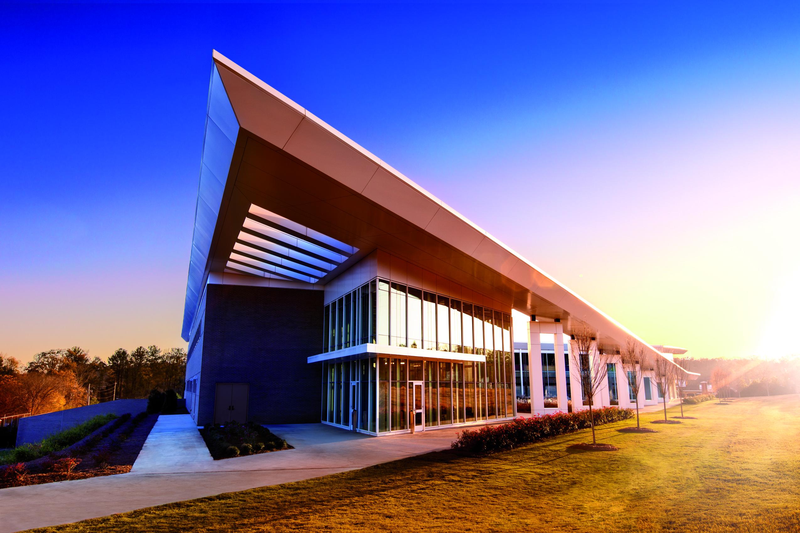 Atlanta Metropolitan College Academic Science Building