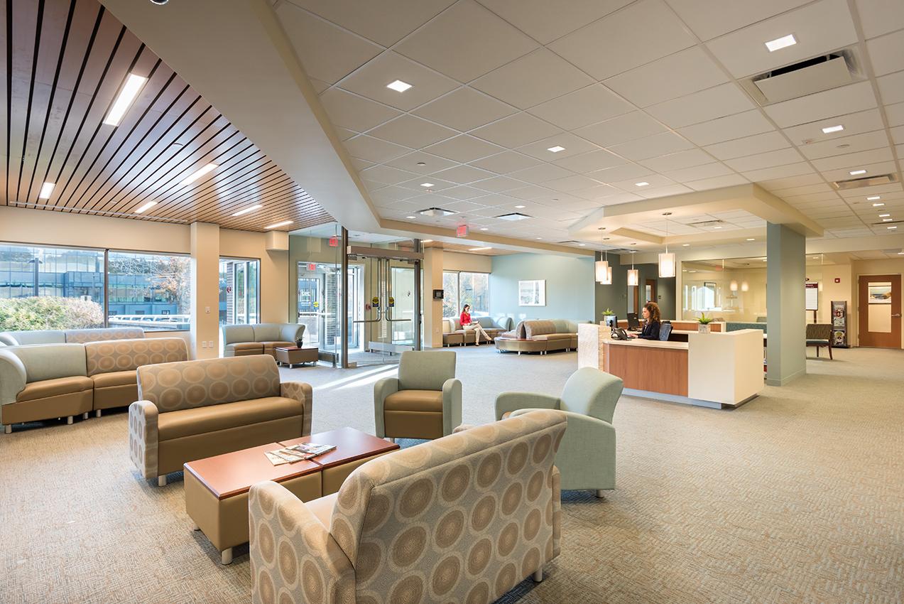 Modern Family Medicine Office Building
