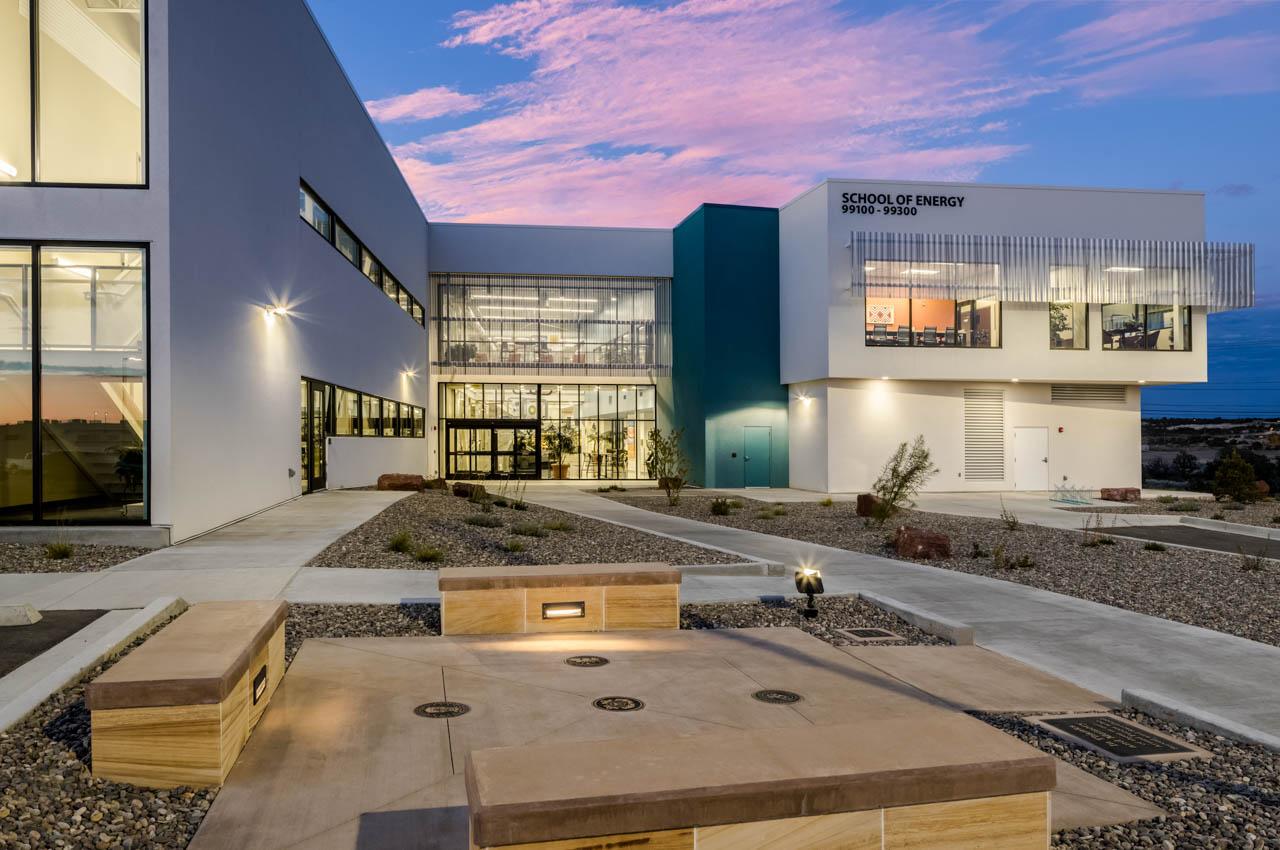 San Juan College School Of Energy Architect Magazine