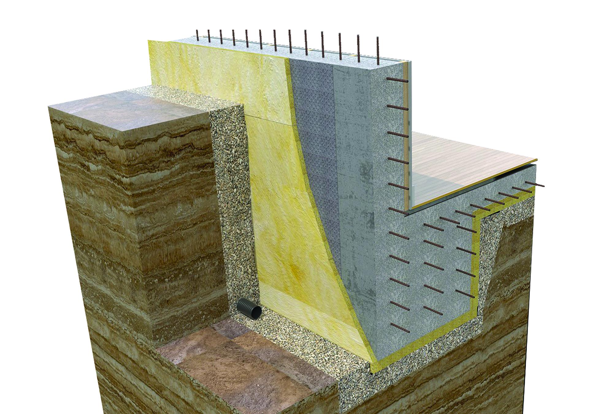 Building a Sealed Crawlspace | JLC Online | Moisture Barriers ...