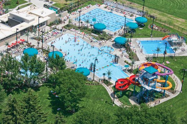 Paradise Bay Water Park Aquatics International Magazine