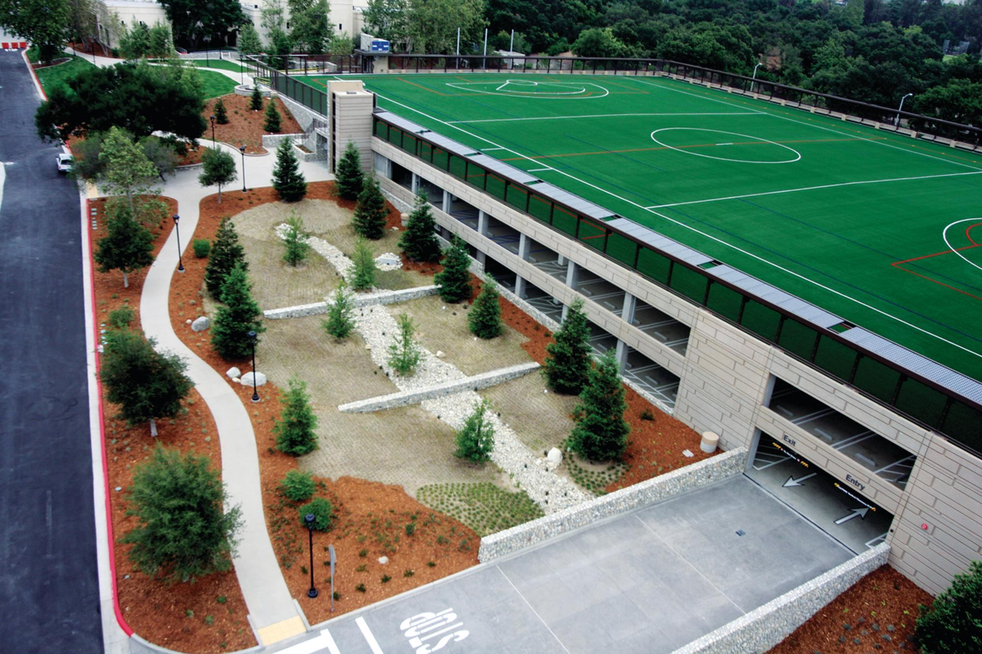 growing market for parking lot design architect magazine
