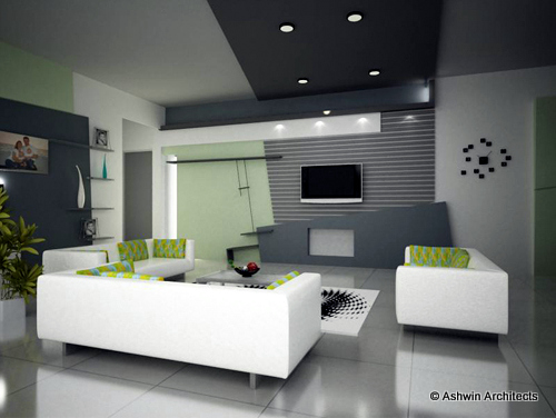 Madhu S 5 Bhk Apartment Interior Design Architect