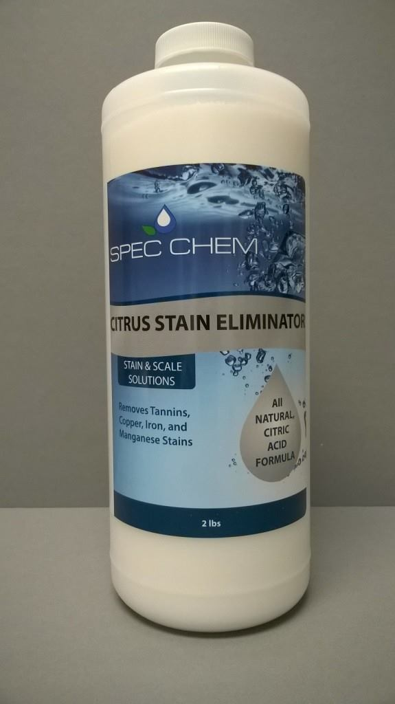 Citrus Stain Elminator Is New From Spec Chem Direct