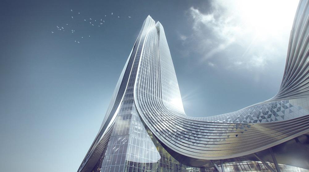 Hengqin International Financial Center Architect