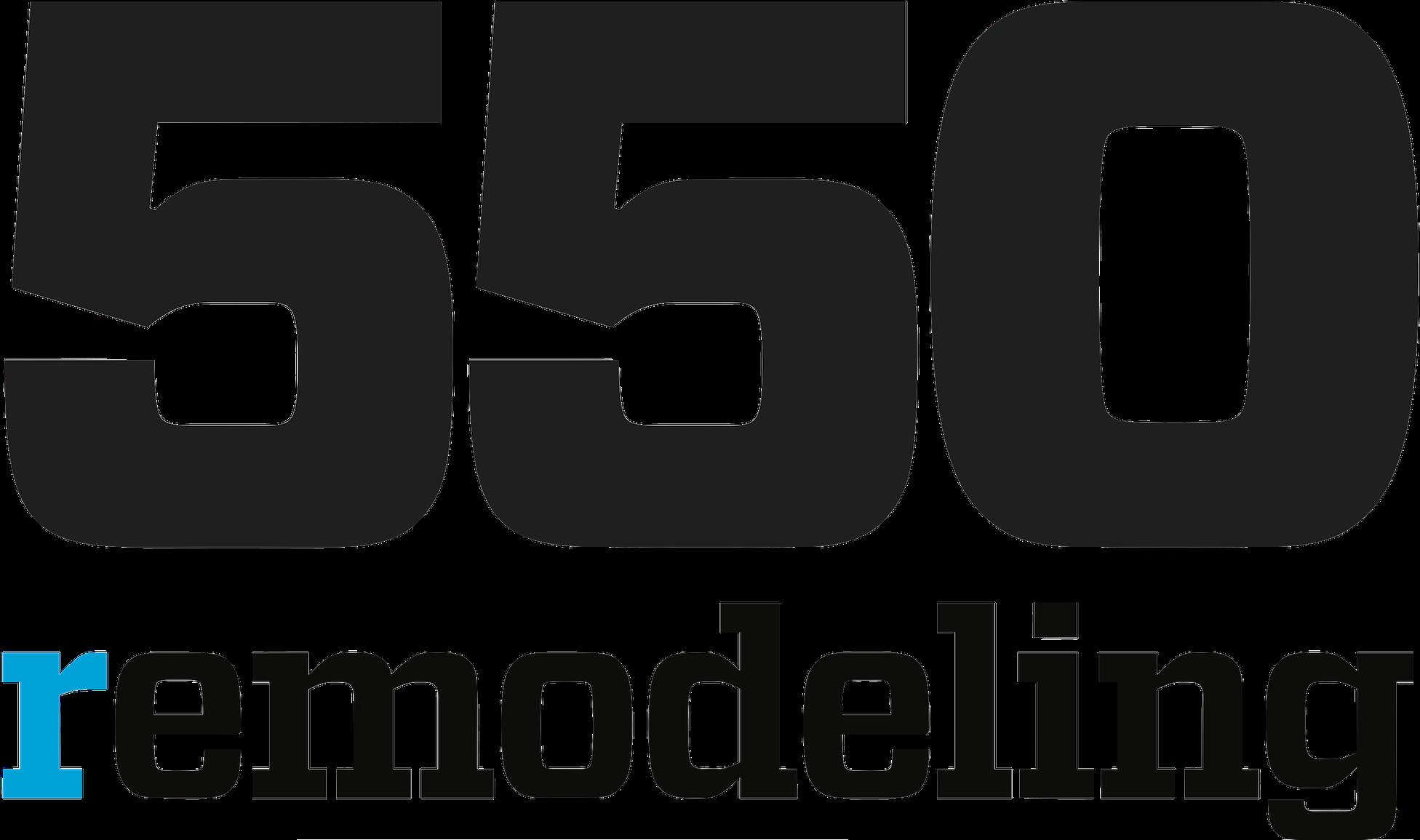 Remodeling 550 logo